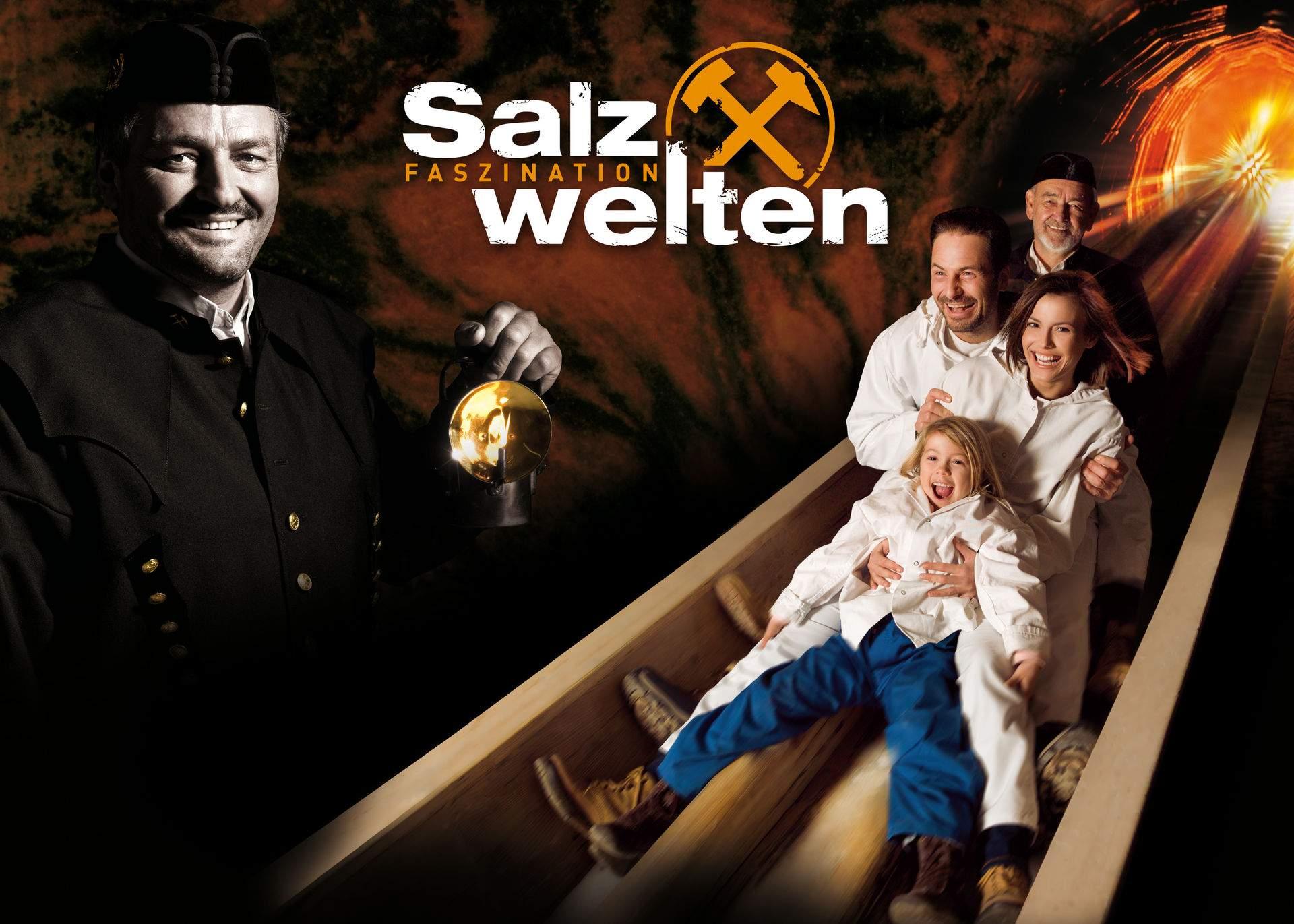 Salzburg: Salzbergwerk