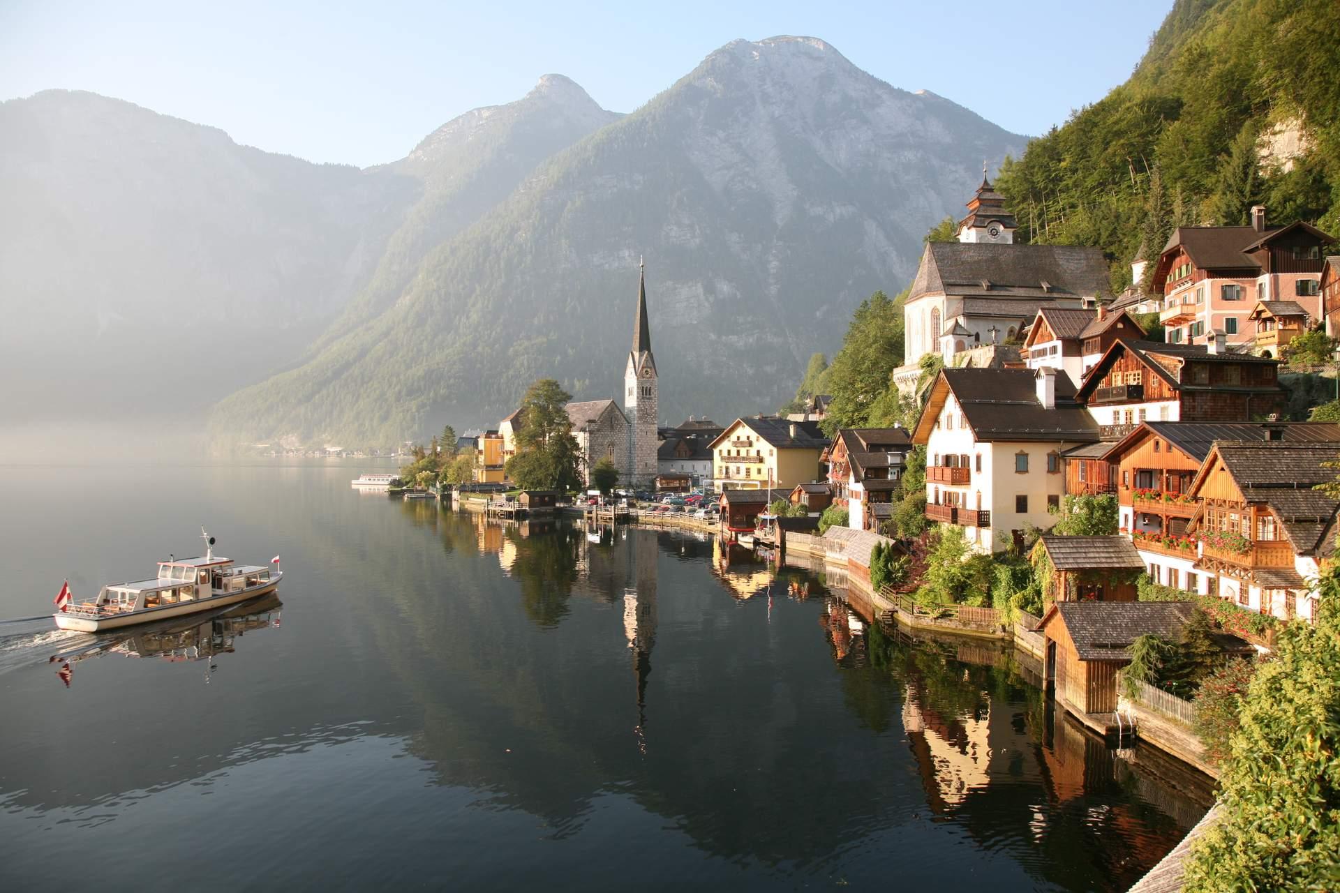 Salzburg: Hallstatt
