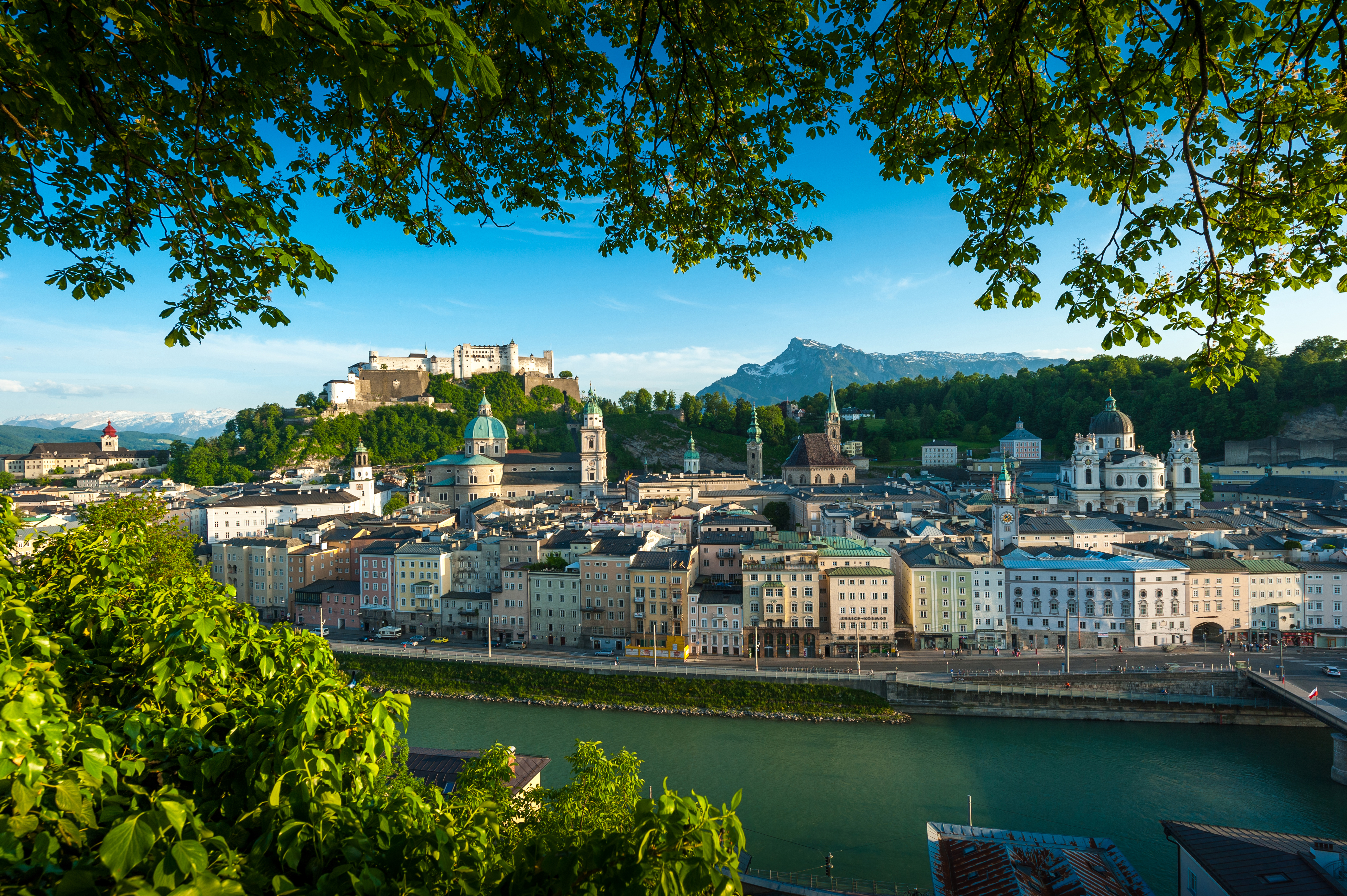 Salzburg ©Tourismus Salzburg-Breitegger Günter