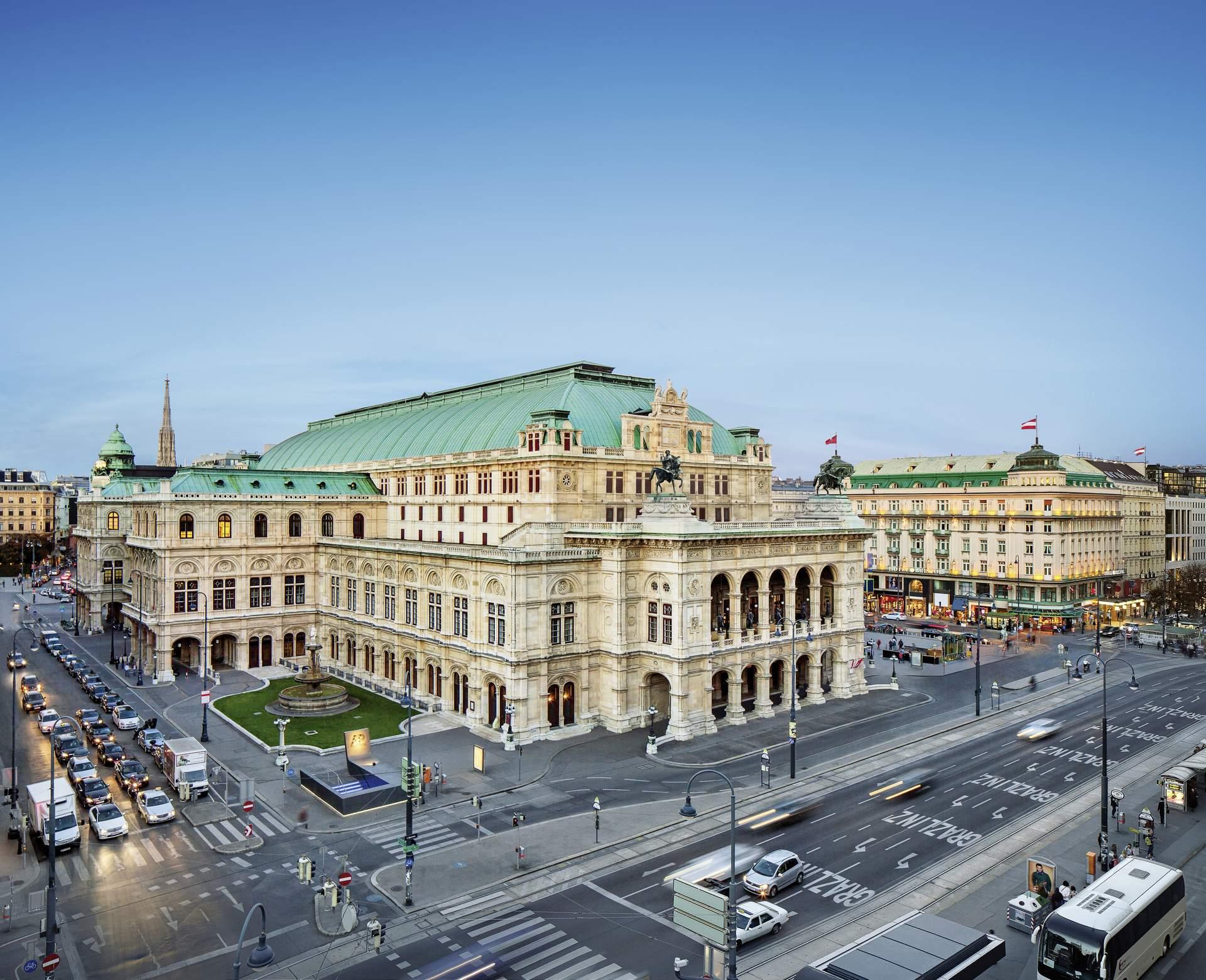Wien © Wien Tourimus/Christian Stemper