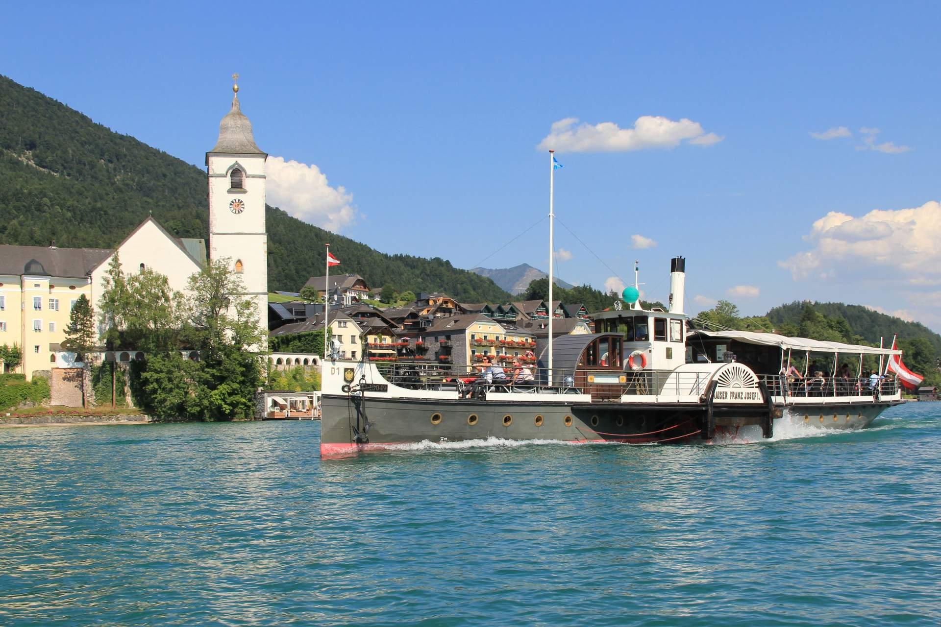 Salzburg: Wolfgangsee