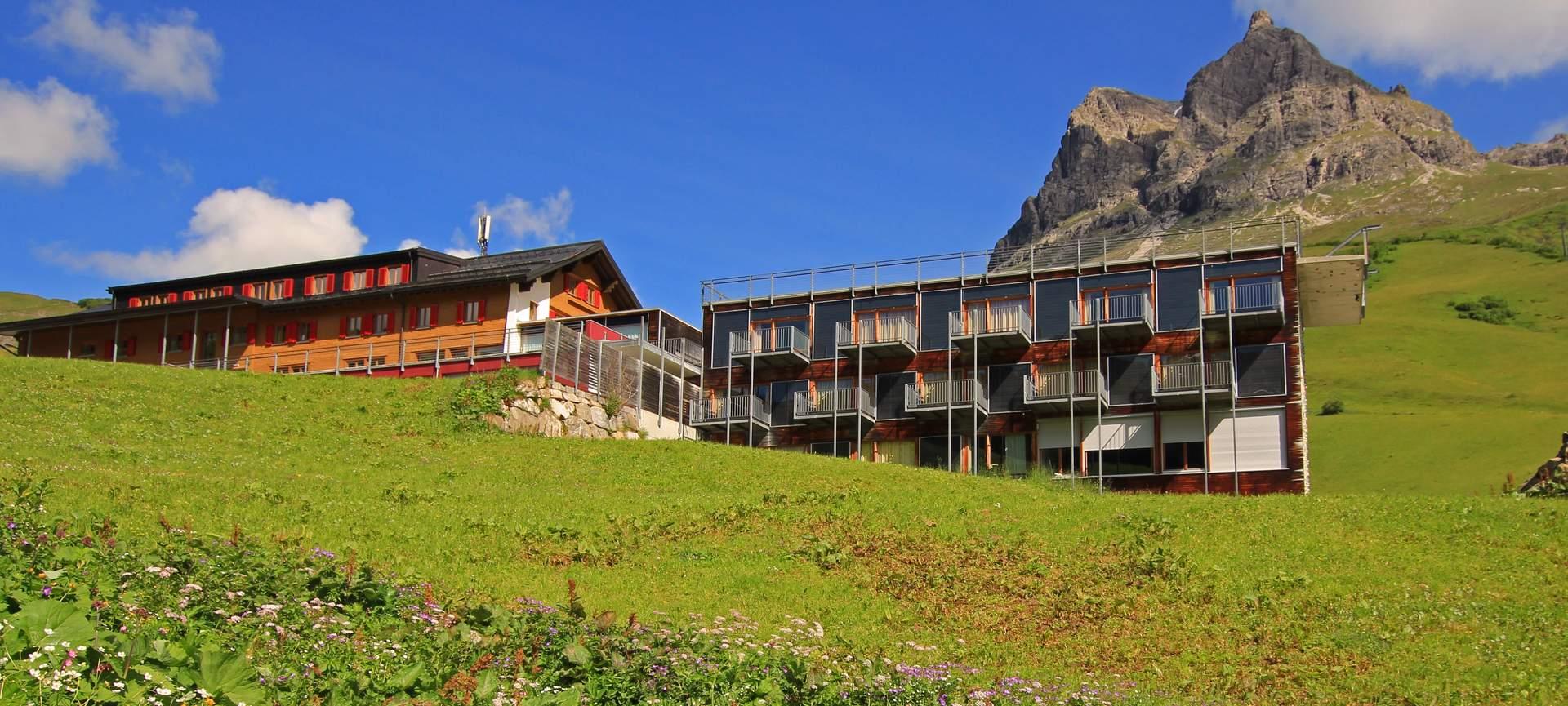 Hotel Adler: Warth