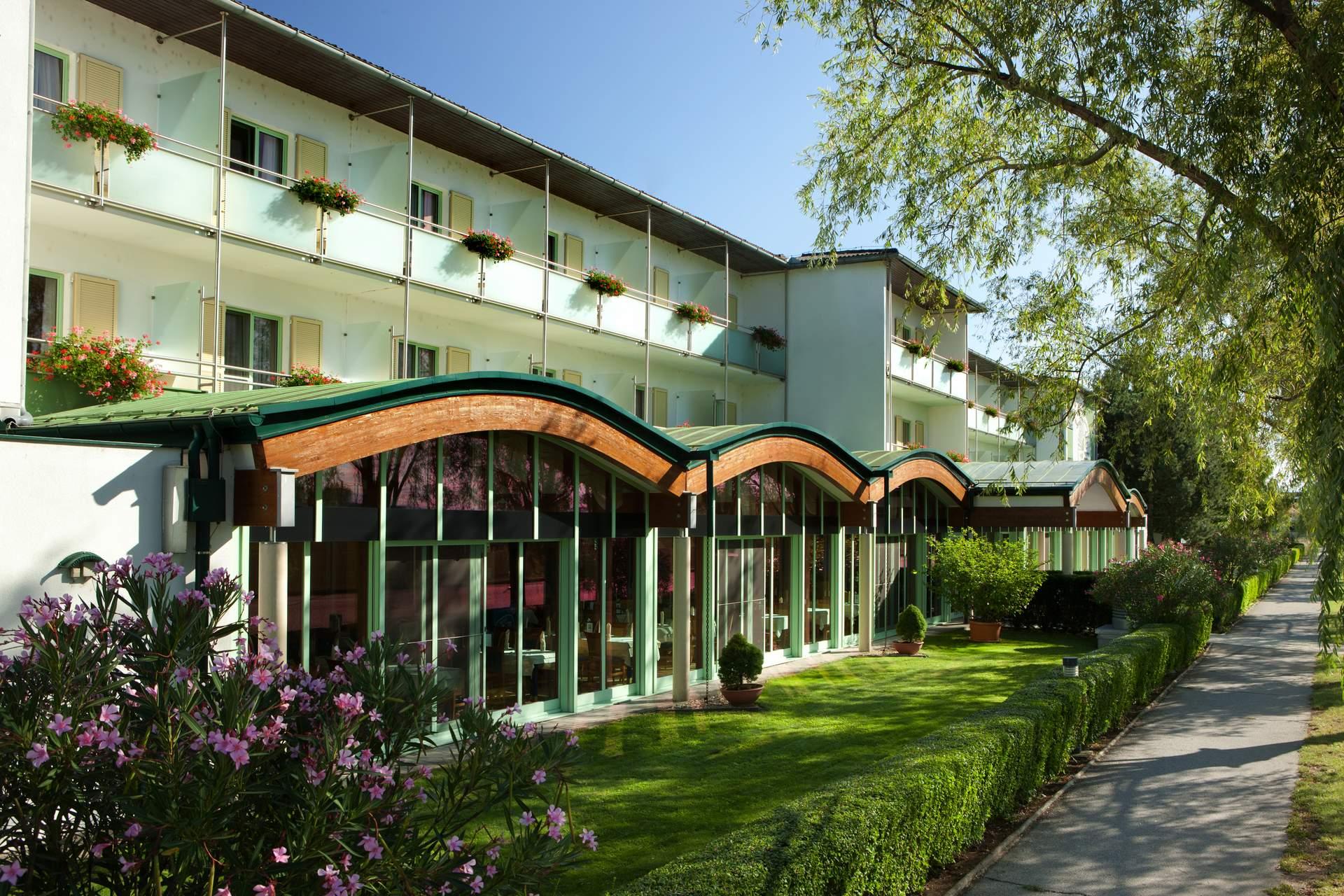 Burgenland: Hotel Wende